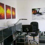 Schreibtisch Heike Michaelis