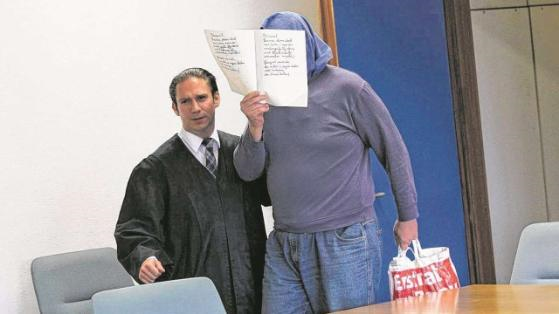 Rechtsanwalt Clemens Louis sexueller Missbrauch von Jugendlichen