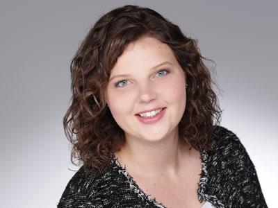 Portrait von Lydia Reisenauer